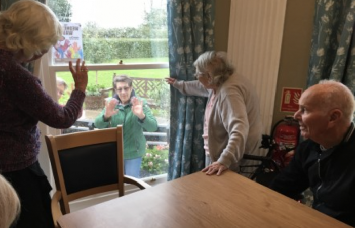 Harlow care home to take part in weekly Wednesday wave