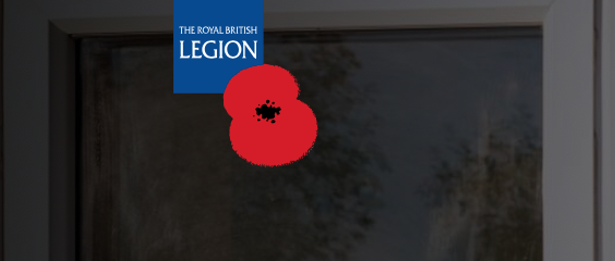 Every poppy makes a difference to the lives of our Armed Forces community