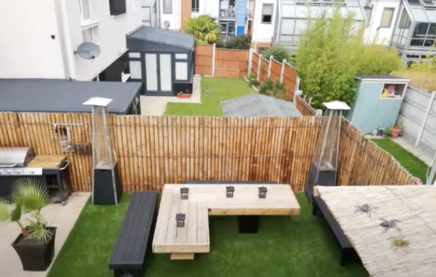 Planning application for rooftop terrace in Newhall approved