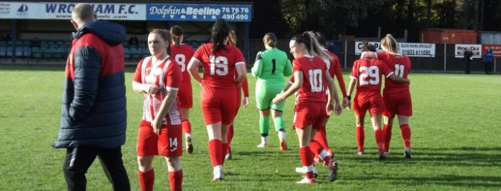 Football: Harlow Ladies fight back to force draw