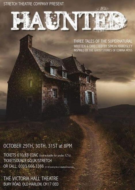 Live theatre returns to Victoria Hall Theatre