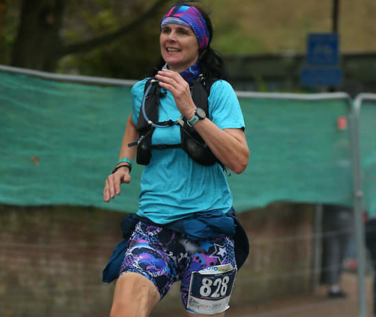 Athletics: Kelly and Sandra conquer Beachy Head Marathon