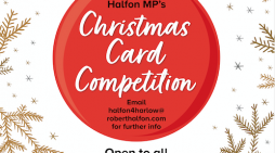 Robert Halfon MP launches Christmas Card competition for primary school children