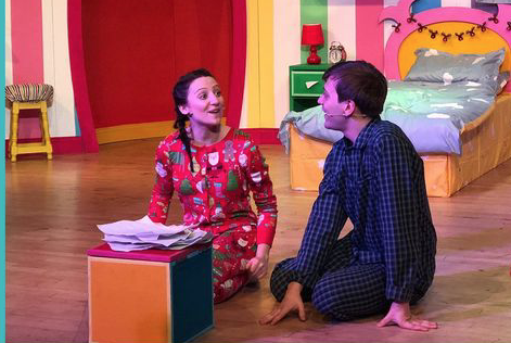 Harlow Playhouse: The Great Christmas Sleigh Ride