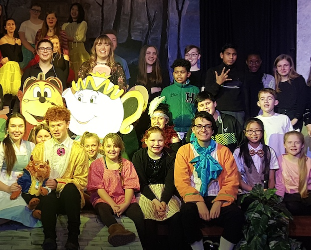 Packed houses enjoy St Mark's production of Beauty and the Beast