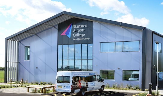Harlow MP praises groundbreaking initiative at Stansted