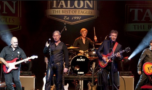 "Talon bring the ""Best of the Eagles"" to the Harlow Playhouse"