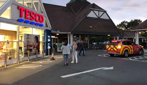 Letter to Editor: Thank you to the staff at Tesco in Church Langley
