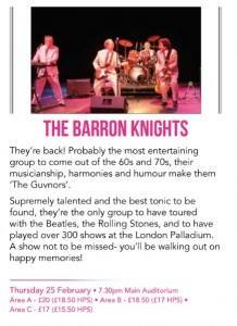 The Barron Knights