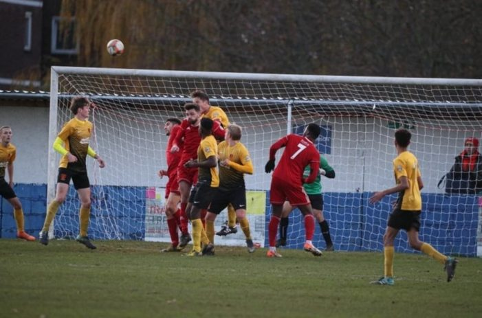 Essex Senior League – Saturday 30th November Round-Up