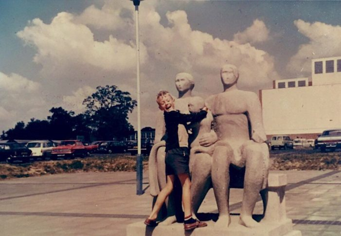 Henry Moore's 'Harlow Family Group' star of new exhibition at The Gibberd Gallery