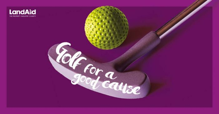 Golf for a Good Cause at The Harvey Centre!