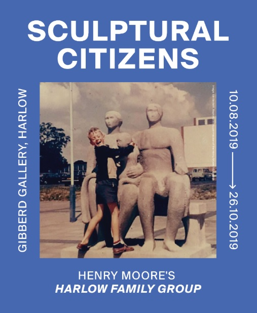 Sculptural Citizens: Henry Moore's Harlow Family Group opening today.