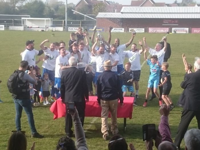 Stansted Win The Gordon Brasted Memorial Trophy