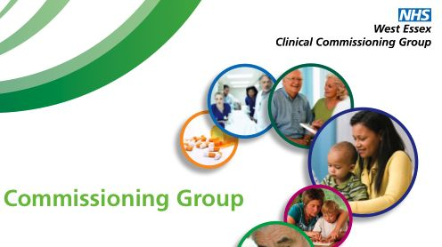More powers for West Essex CCG